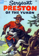 Sergeant Preston of the Yukon 10