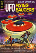 UFO Flying Saucers 1